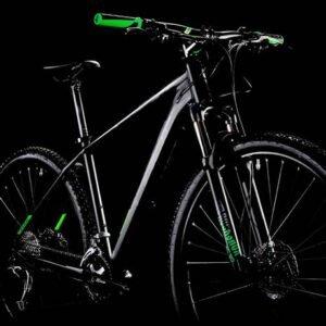 bicicleta cube analog 2019 verde rodado 29 mtb